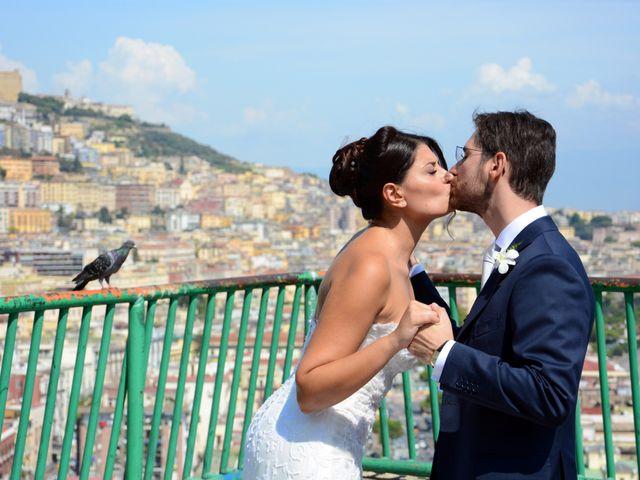 le nozze di Gerarda e Gian Luigi