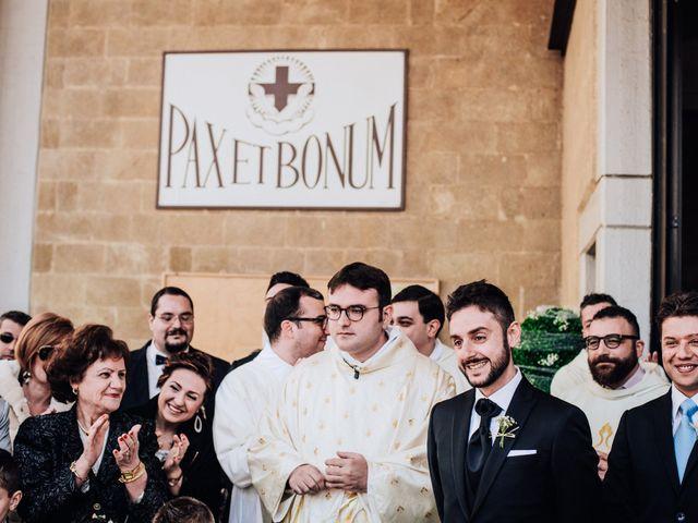 Il matrimonio di Raffaele e Antonella a Taranto, Taranto 27