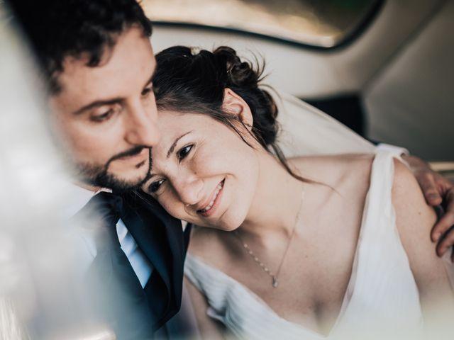 Le nozze di Antonella e Raffaele