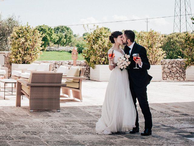 Il matrimonio di Raffaele e Antonella a Taranto, Taranto 44
