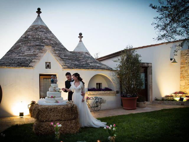 Il matrimonio di Raffaele e Antonella a Taranto, Taranto 62