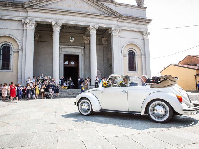 Il matrimonio di Elio e Daniela a Presezzo, Bergamo 18