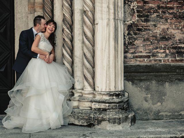 Reportage di nozze di federica matteo di la tavola rotonda - La tavola rotonda piacenza ...