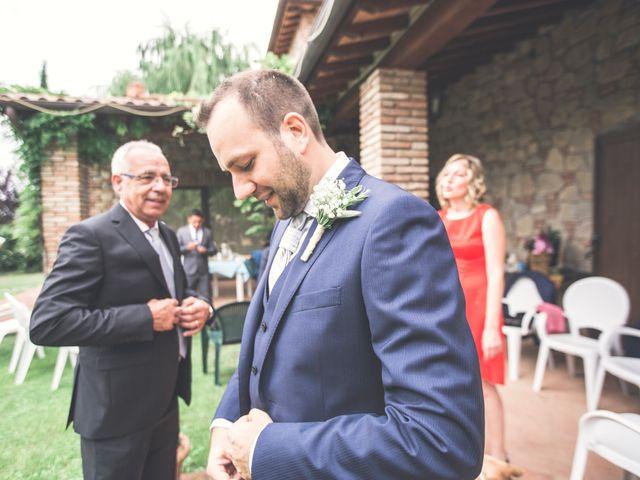 Il matrimonio di Daniele e Federica a Castiglione del Lago, Perugia 31