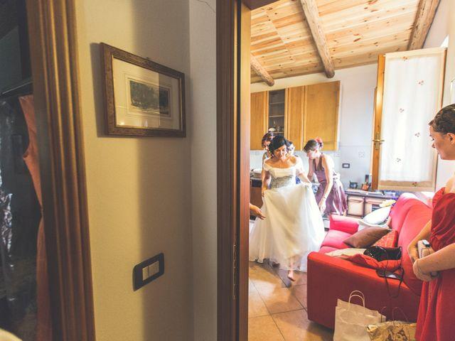 Il matrimonio di Daniele e Federica a Castiglione del Lago, Perugia 32