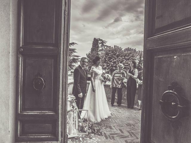 Il matrimonio di Daniele e Federica a Castiglione del Lago, Perugia 34