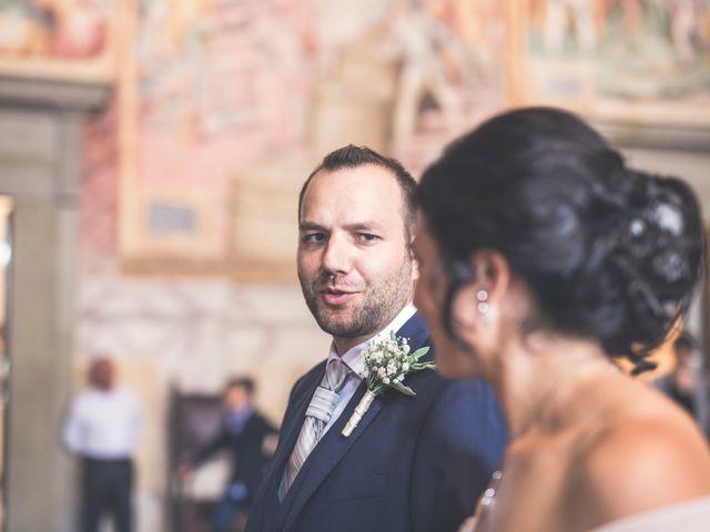 Il matrimonio di Daniele e Federica a Castiglione del Lago, Perugia 36