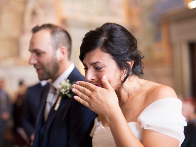 Il matrimonio di Daniele e Federica a Castiglione del Lago, Perugia 64