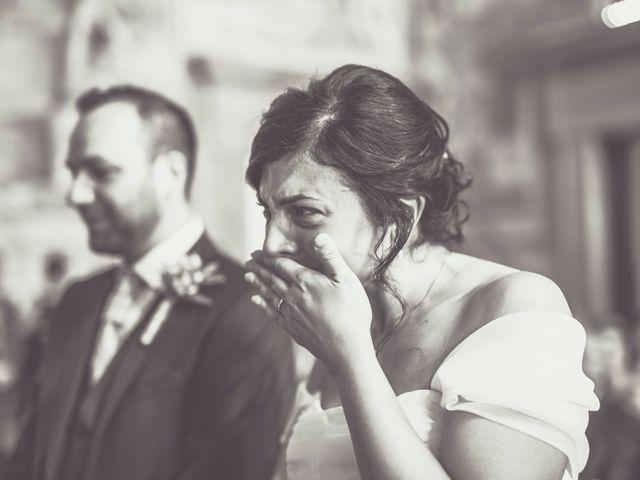 Il matrimonio di Daniele e Federica a Castiglione del Lago, Perugia 49