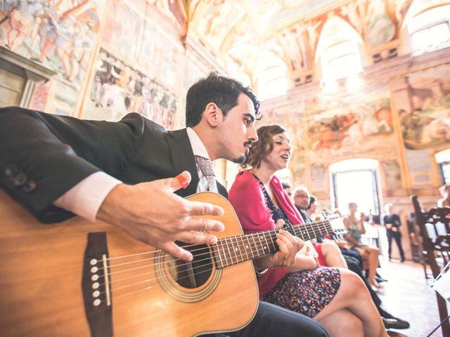 Il matrimonio di Daniele e Federica a Castiglione del Lago, Perugia 71