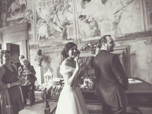 Il matrimonio di Daniele e Federica a Castiglione del Lago, Perugia 73