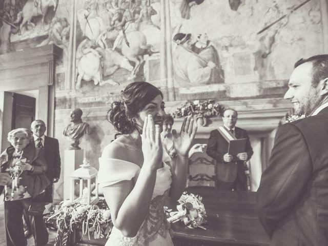 Il matrimonio di Daniele e Federica a Castiglione del Lago, Perugia 52