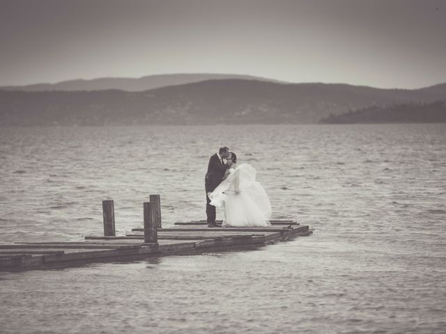 Il matrimonio di Daniele e Federica a Castiglione del Lago, Perugia 87