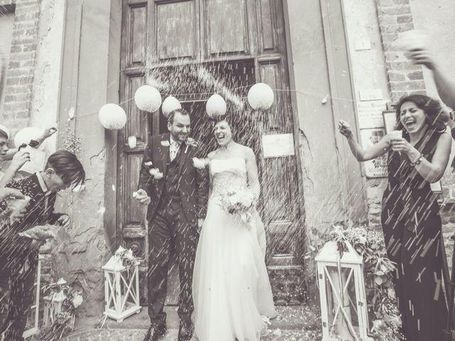 Il matrimonio di Daniele e Federica a Castiglione del Lago, Perugia 68