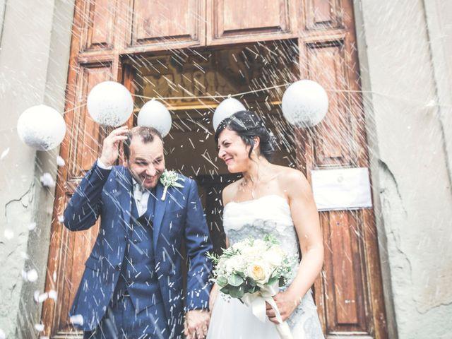 Il matrimonio di Daniele e Federica a Castiglione del Lago, Perugia 96