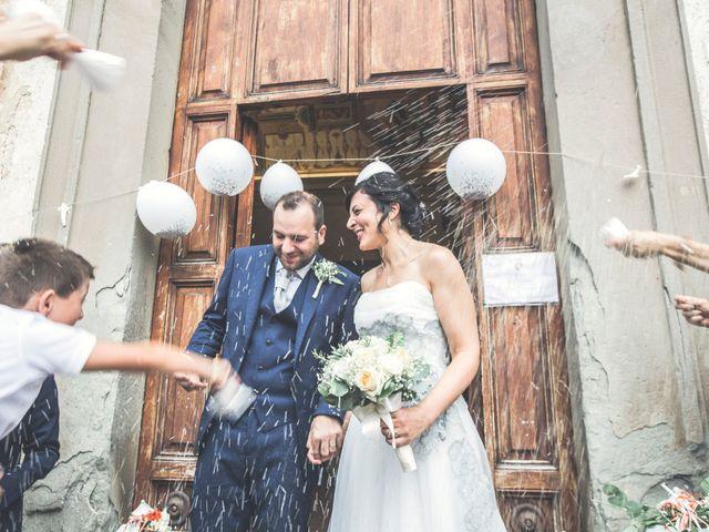 Il matrimonio di Daniele e Federica a Castiglione del Lago, Perugia 98
