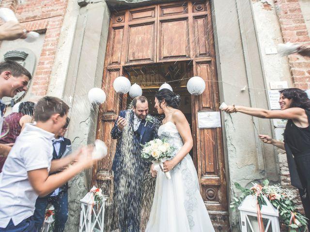 Il matrimonio di Daniele e Federica a Castiglione del Lago, Perugia 74