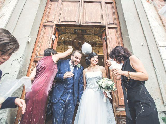 Il matrimonio di Daniele e Federica a Castiglione del Lago, Perugia 104