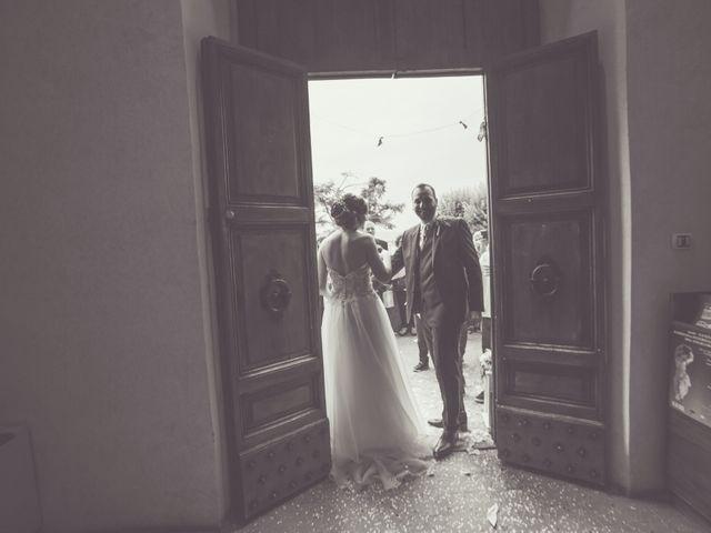 Il matrimonio di Daniele e Federica a Castiglione del Lago, Perugia 106