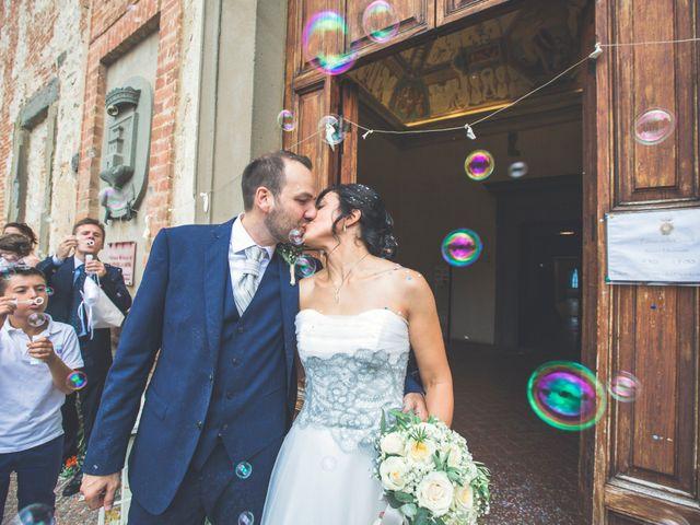 Il matrimonio di Daniele e Federica a Castiglione del Lago, Perugia 77