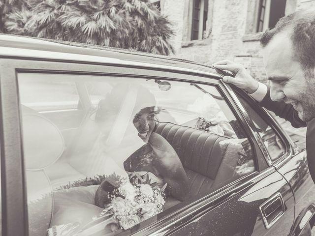 Il matrimonio di Daniele e Federica a Castiglione del Lago, Perugia 79