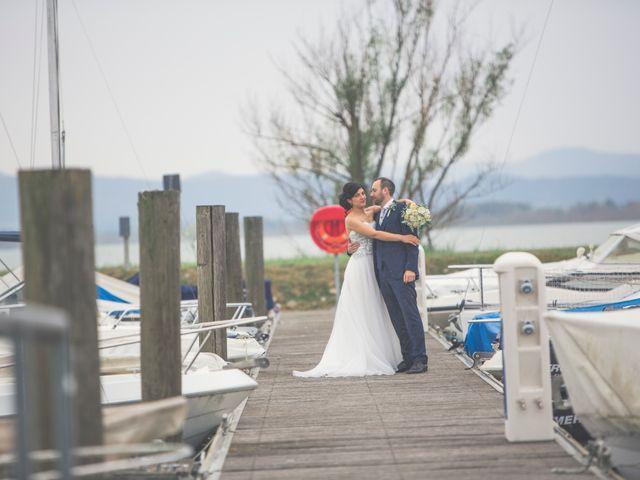 Il matrimonio di Daniele e Federica a Castiglione del Lago, Perugia 115