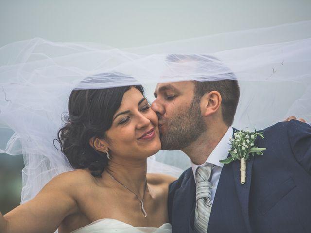 Il matrimonio di Daniele e Federica a Castiglione del Lago, Perugia 122