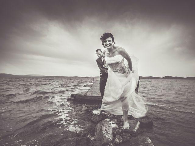 Il matrimonio di Daniele e Federica a Castiglione del Lago, Perugia 85