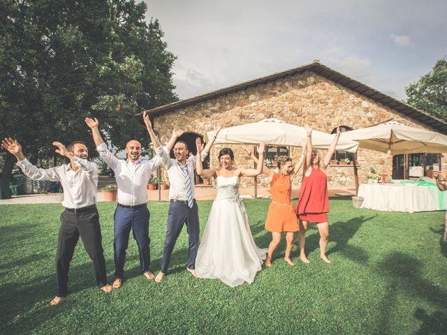 Il matrimonio di Daniele e Federica a Castiglione del Lago, Perugia 133