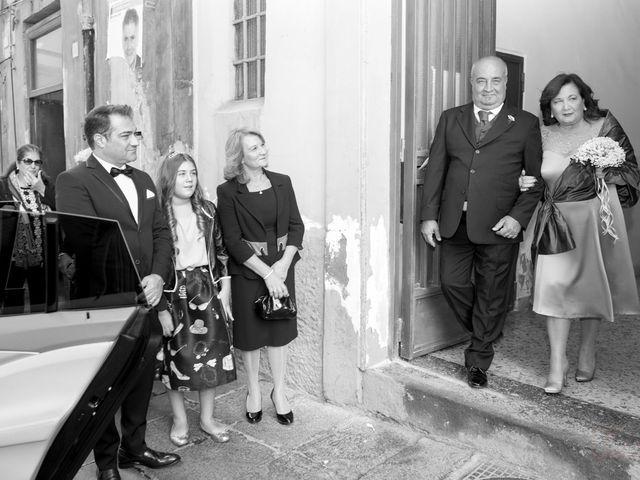 Il matrimonio di Carlo e Diletta a Napoli, Napoli 12