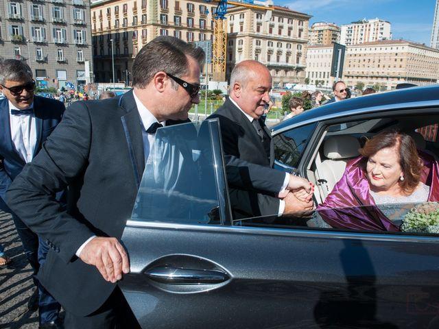 Il matrimonio di Carlo e Diletta a Napoli, Napoli 13