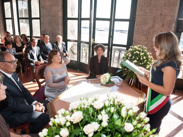 Il matrimonio di Carlo e Diletta a Napoli, Napoli 17