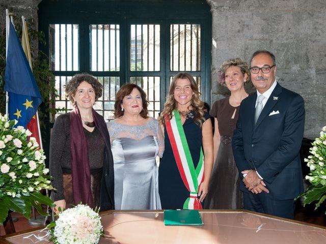 Il matrimonio di Carlo e Diletta a Napoli, Napoli 23