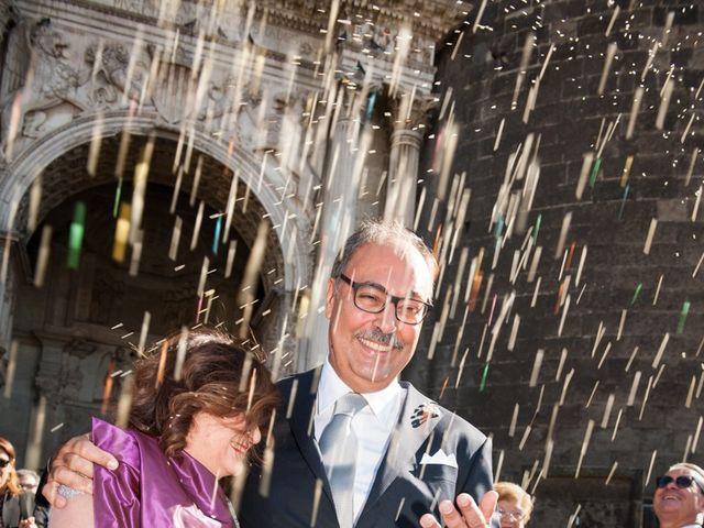 Il matrimonio di Carlo e Diletta a Napoli, Napoli 1