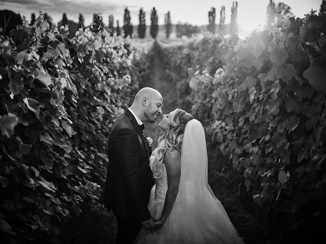 Le nozze di Fabiola e Stefano