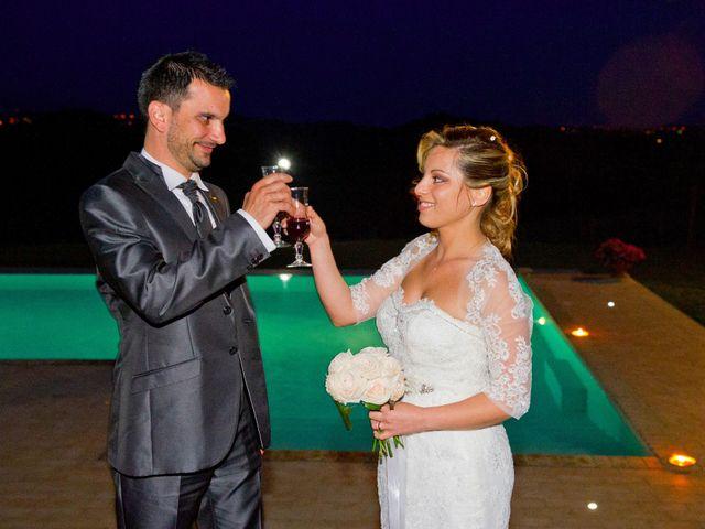 le nozze di Flora e Andrea