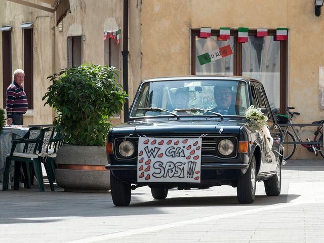 Il matrimonio di Elena e Luca a Motta di Livenza, Treviso 8