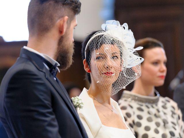 Il matrimonio di Elena e Luca a Motta di Livenza, Treviso 9