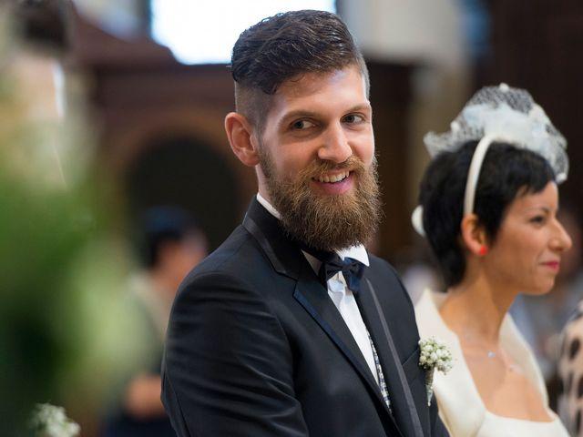 Il matrimonio di Elena e Luca a Motta di Livenza, Treviso 12