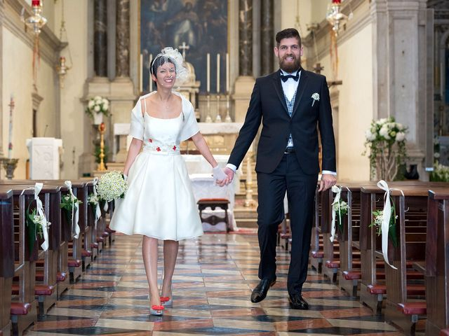 Il matrimonio di Elena e Luca a Motta di Livenza, Treviso 13