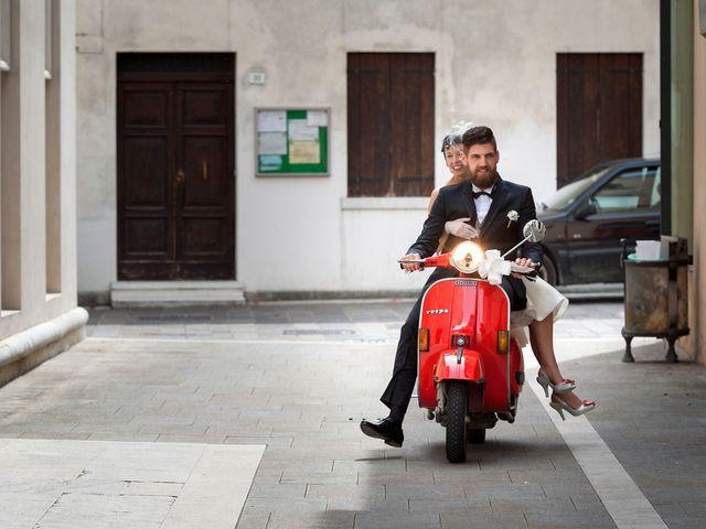 Il matrimonio di Elena e Luca a Motta di Livenza, Treviso 17