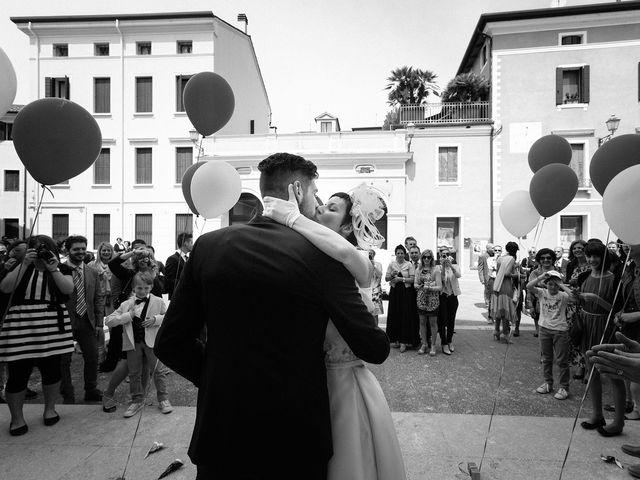 Il matrimonio di Elena e Luca a Motta di Livenza, Treviso 18