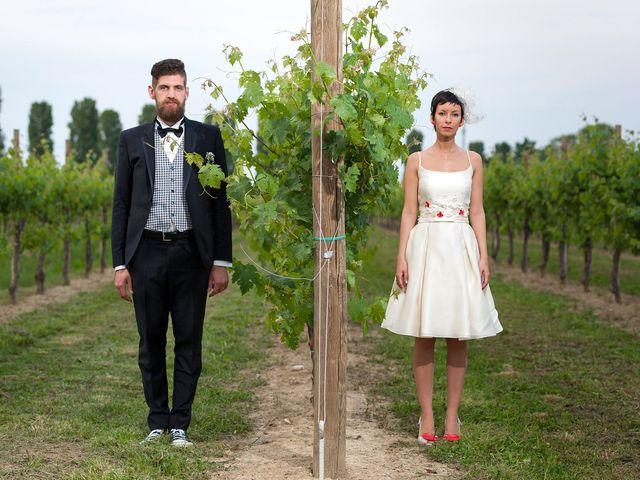 Il matrimonio di Elena e Luca a Motta di Livenza, Treviso 22
