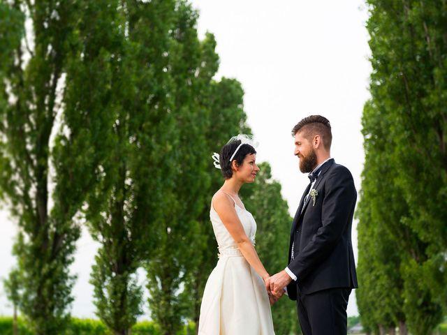Il matrimonio di Elena e Luca a Motta di Livenza, Treviso 23