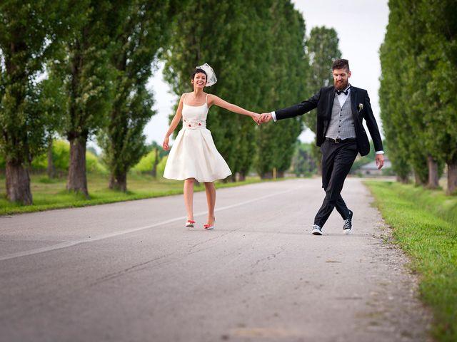 Il matrimonio di Elena e Luca a Motta di Livenza, Treviso 24