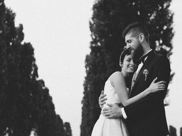 Le nozze di Luca e Elena