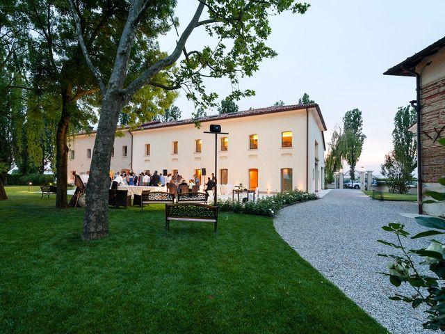 Il matrimonio di Elena e Luca a Motta di Livenza, Treviso 25