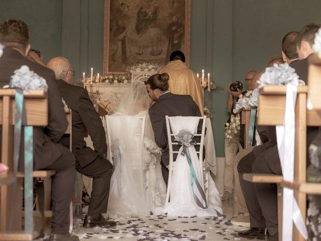 Il matrimonio di Ivan e Francesca a Cirò Marina, Crotone 12