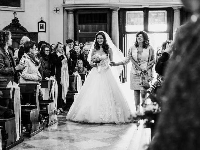Il matrimonio di Enrico e Francesca a Bassano del Grappa, Vicenza 17
