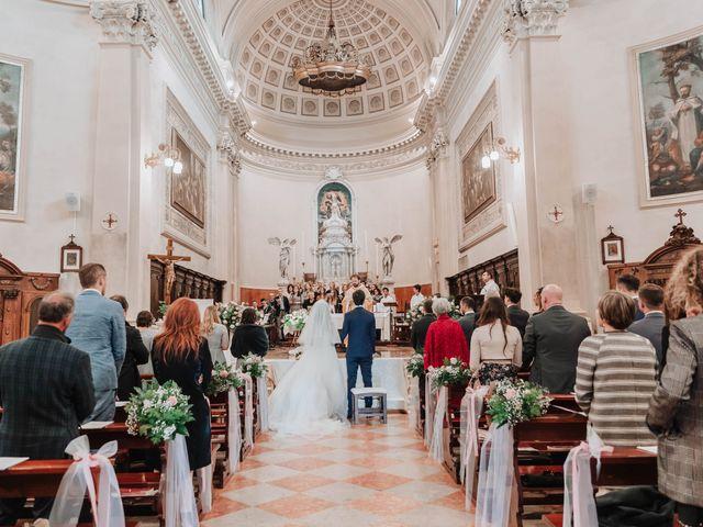 Il matrimonio di Enrico e Francesca a Bassano del Grappa, Vicenza 18